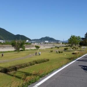 齋藤電鉄氏迎撃琵琶湖キャンプ(2日目後半)