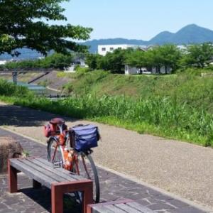 遠回り通勤ライド(高田川~寺川河畔)