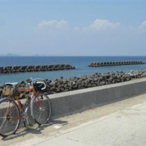 「伊良湖へ」31.8キロでギブアップ