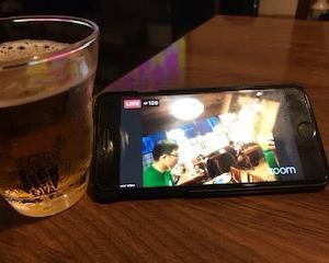 オンラインで一関地ビールフェスティバルに参加