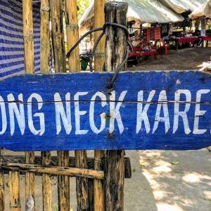 【タイ】チェンマイの首長族に会いに行く方法