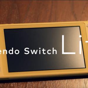 ほんとにLiteで大丈夫!? Nintendo Switch Liteを買う前に悩んでおくべき3つのコト。