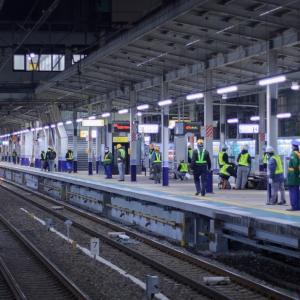 東武の貨物列車