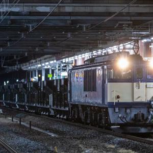 国鉄最後の電気機関車(工臨)