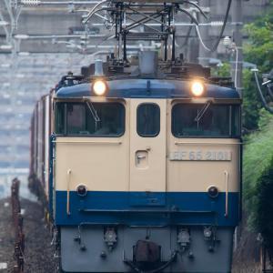 武蔵野線PF貨物(貨物)