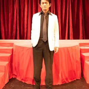 現代の名探偵代表、火村英生◆名探偵たちの白昼夢