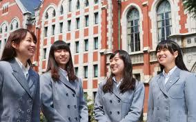 【高校紹介】慶應義塾女子高等学校
