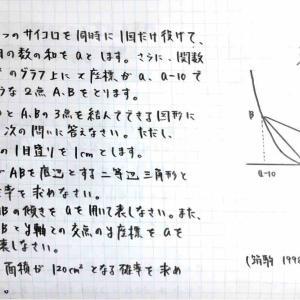 1998年 筑駒 第1問