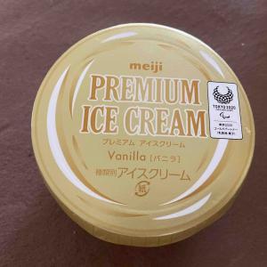 明治プレミアムアイスクリームとパラリンピック