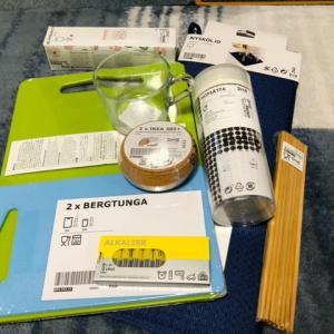 IKEAで買ったモノを振り返ってわかった買い物でよくありがちな罠