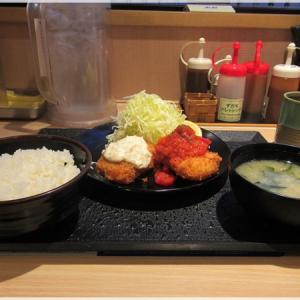 ♪カニ風味コロッケ定食