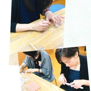 一番人気のレジンフラワーアクセサリーカリキュラムは…☆緊急告知あり☆お花で作るアクセサリー教室