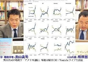 「中国の悪印象 世界各国で激化 日本メディアの親中度」№1は日本人の86%【アメリカ通信】