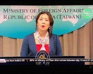 1979年以降初めて台湾代表がアメリカ大統領就任式出席「米台が共通の民主主義的価値観と緊密な関係を共有」☆