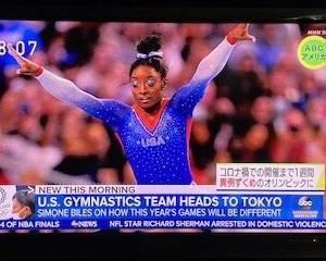 【#東京2020】アメリカ選手「いくら異例でも、オリンピックはオリンピック、燃えています」☆【アメリカABC】