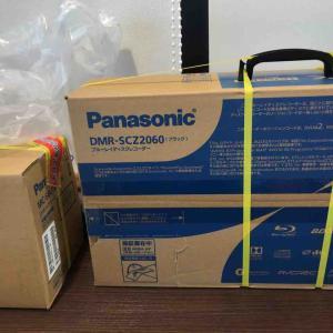 家電購入: テレビとレコーダー