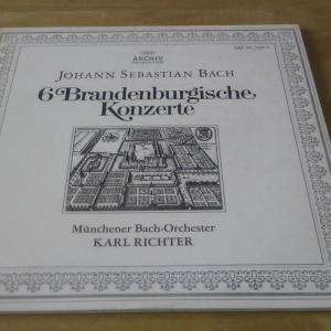 カール・リヒターのブランデンブルグ