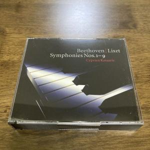 ピアノで演奏されるベートーヴェンの交響曲