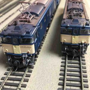 16番 2両のEF64 1000番代完成