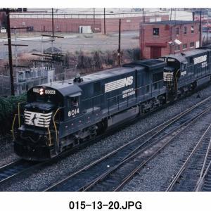 アメリカの鉄道 その51 バージニア州