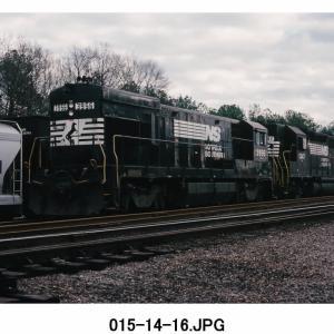 アメリカの鉄道 その52 バージニア州