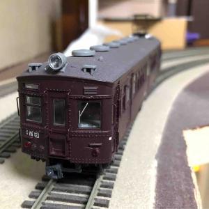 16番 クモハ40071の製作 旧作
