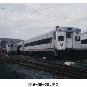 アメリカの鉄道 その57 ニュージャージー州