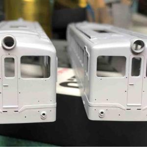 DF50初期型の製作 その8