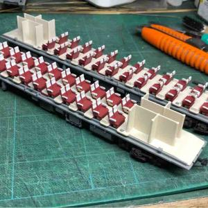 16番 キハ81系 はつかり編成を製作 その9