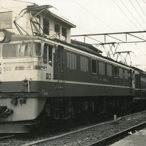 EF60-500番台の写真
