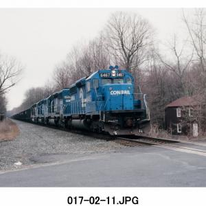 アメリカの鉄道 その67 ニューヨーク州かな?