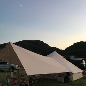(31)禁断のキンバリ【オートキャンプ場浦島】