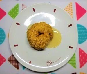 整腸効果あり。美容によい食材を使った型なし焼きドーナツの作り方。