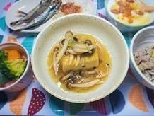 【まごわやさしい】揚げ出し豆腐定食の作り方。脳を励ます、というお話。