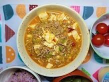 簡単!ご飯に合うおかず。四川風麻婆豆腐の作り方。