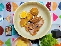 塩麴と土鍋で煮込まなくても柔らかい豚の角煮の作り方。