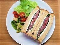 【ストレス対策レシピ】セロトニンを増やすサンドイッチの作り方。