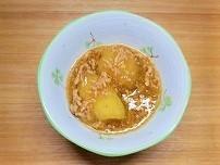 【夏野菜レシピ】冬瓜と豚ひき肉のあんかけの作り方。