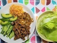 野菜とお肉が摂れる。手巻き肉の作り方。