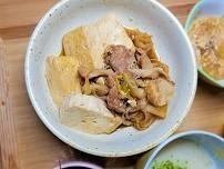 【作り置き】豚こま肉ですき煮の作り方。