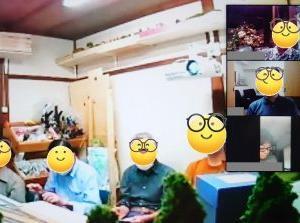 男の隠れ家 9月月例ミーティング