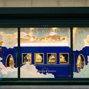 Orient Express と Louis Vuitton 2