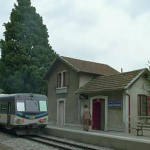 テレビコマーシャルと海外の鉄道