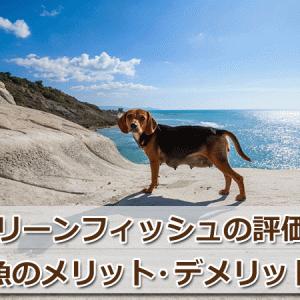 グリーンフィッシュの口コミ・評判と魚系フードのメリット紹介