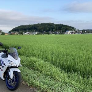 暑くなる前に!!朝練プチツーリング♪【GSX-S1000F】