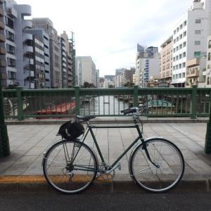 自転車散歩