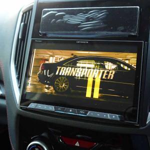 新車フォレスター! 8インチサイバーナビ設置とフルHDMIで高解像度を実現!②