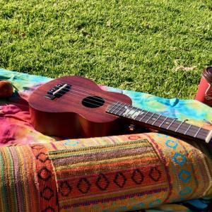 キャンプやバーベキュー、アウトドアグッズにちょい足し!みんなで楽しめるお手軽楽器。
