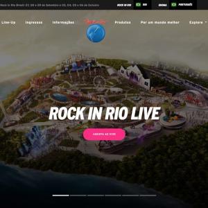 Rock in Rio 2019のライブ・ストリーミング配信が見られる!メタル好きはとりあえず明日の配信を是非。