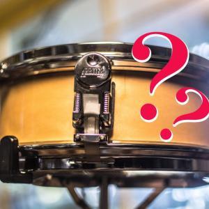 【後編】はじめてのスネアの選び方! ドラム初心者が最初の一台を買うまでの体験談をお届けします